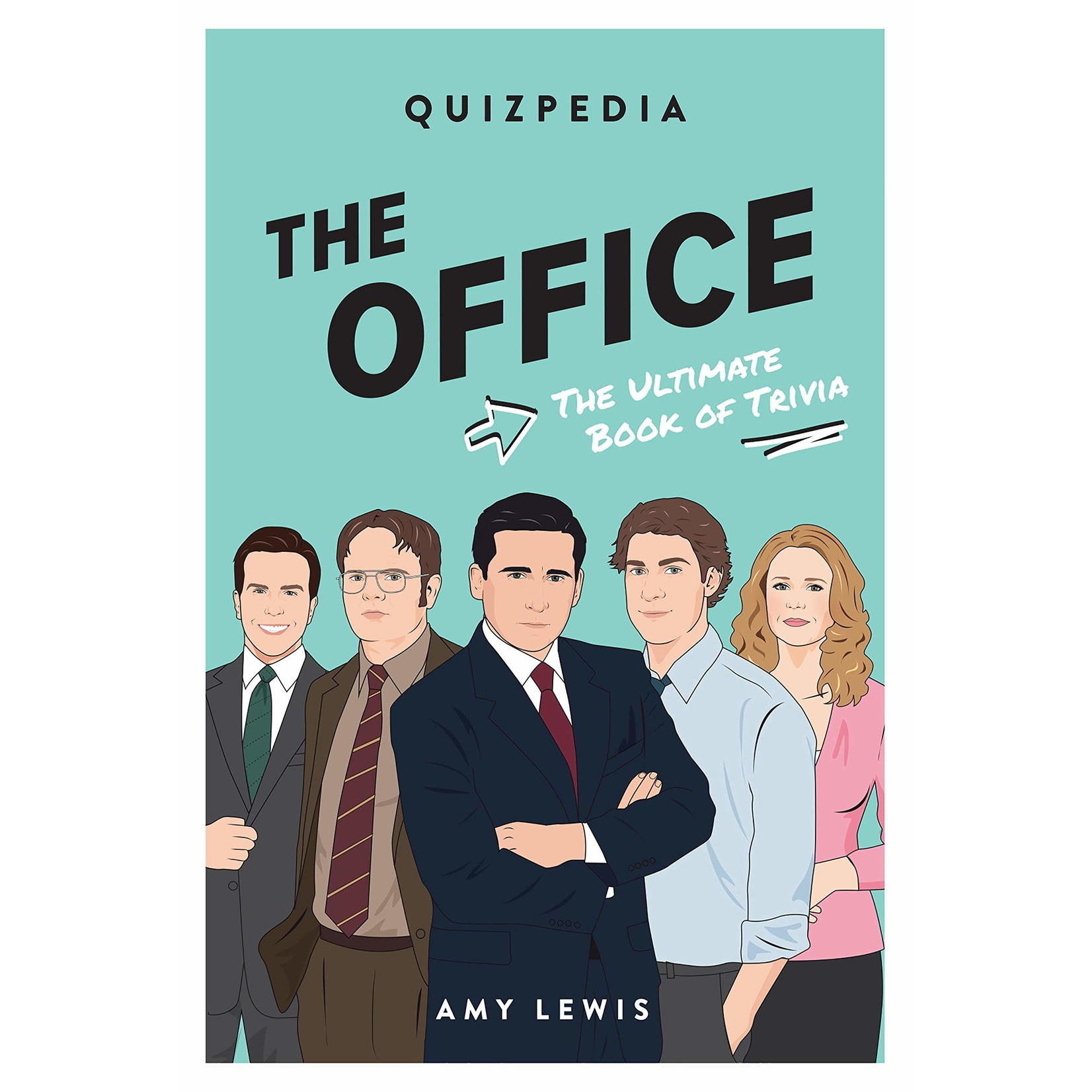 The Office Trivia Book