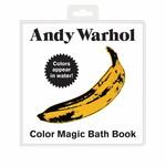 Andy Warhol Color Magic Bath Book