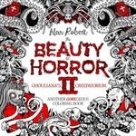 Beauty of Horror 2 Coloring Book