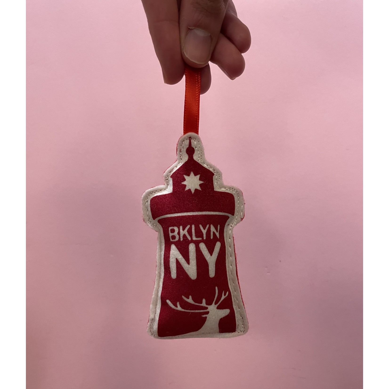 Lighthouse Ornament : Brooklyn