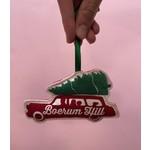 Station Wagon Ornament : Boerum Hill