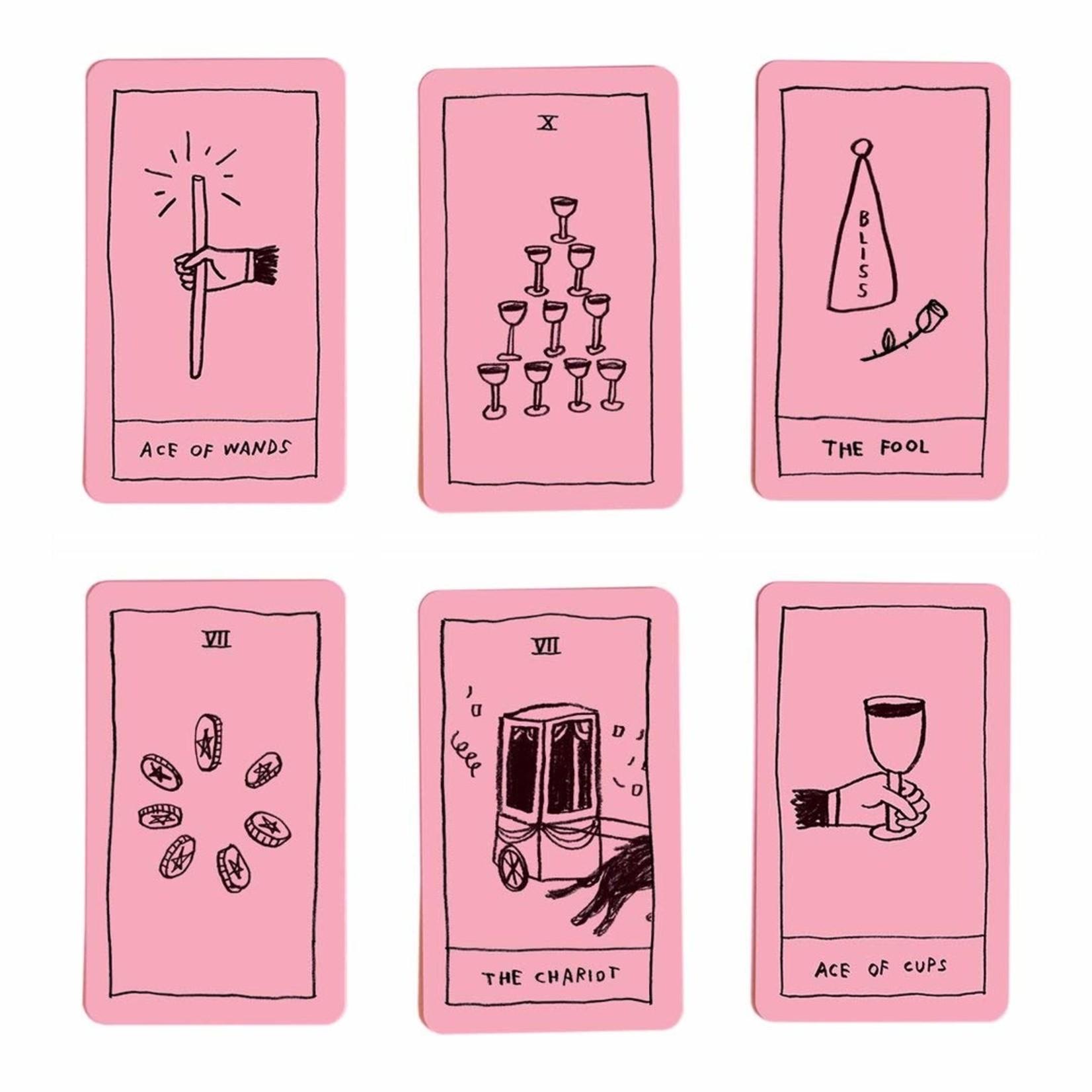 The OK Tarot Deck