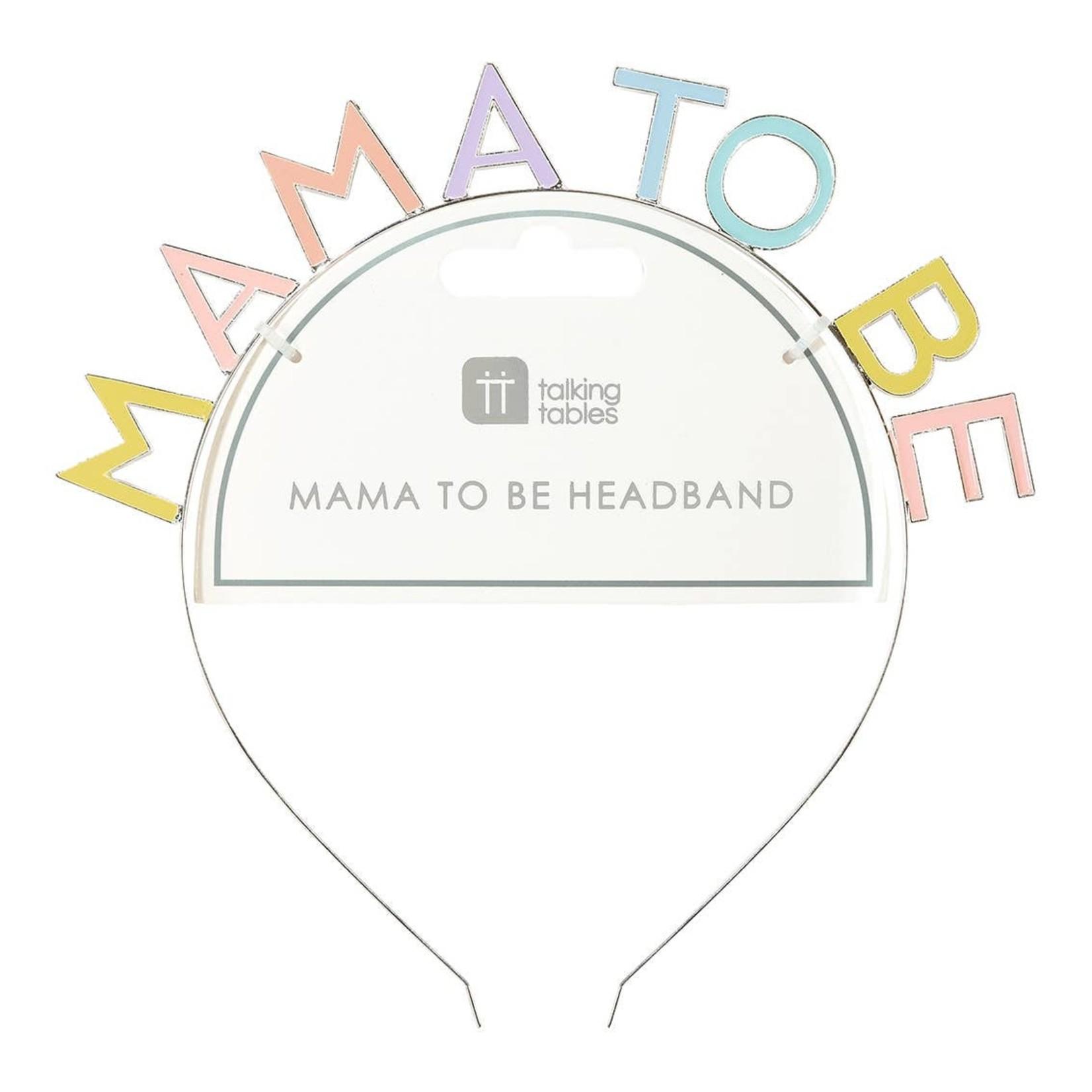 Mama to Be Headband