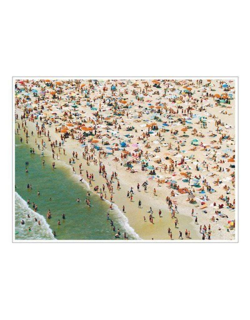 Chronicle Books 1000 pc Puzzle Jones Beach