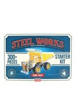 Schylling Steel Works Dump Truck