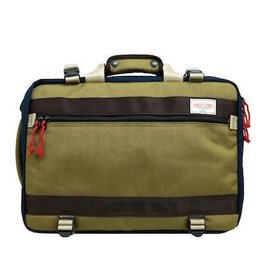 Molla Space 3 Way Traveller Pack Black/Khaki