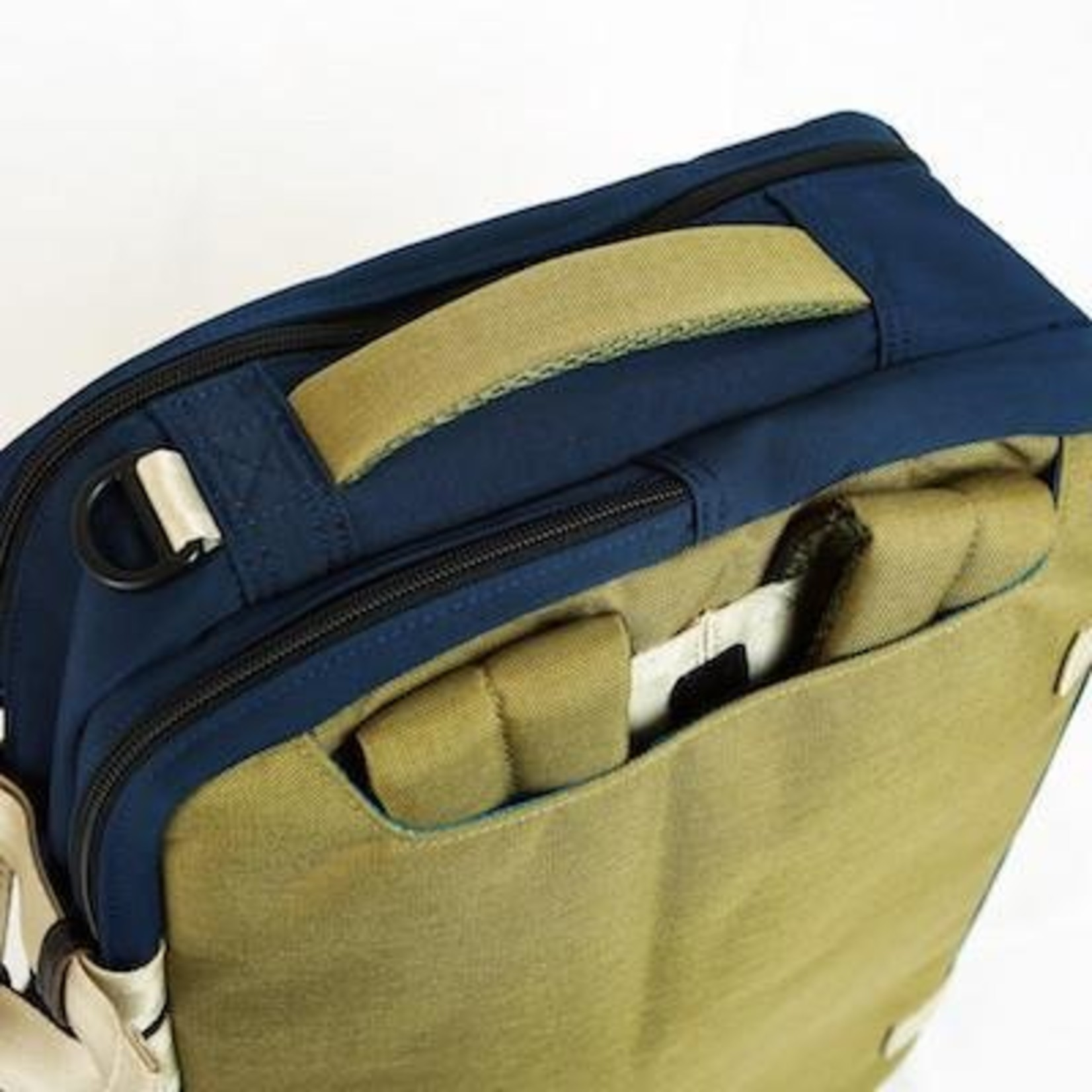 Molla Space 3 Way Traveller Pack Black/Khaki