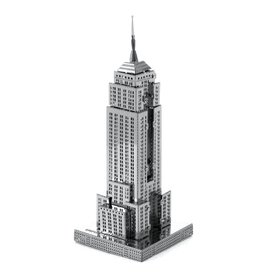 Metal Earth Metal Earth Empire State