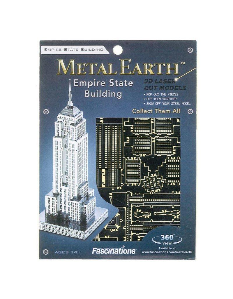 Metal Earth Metal Earth Empire State