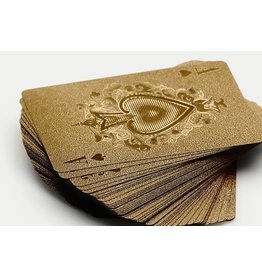 Neo Utility Gold Playing Cards