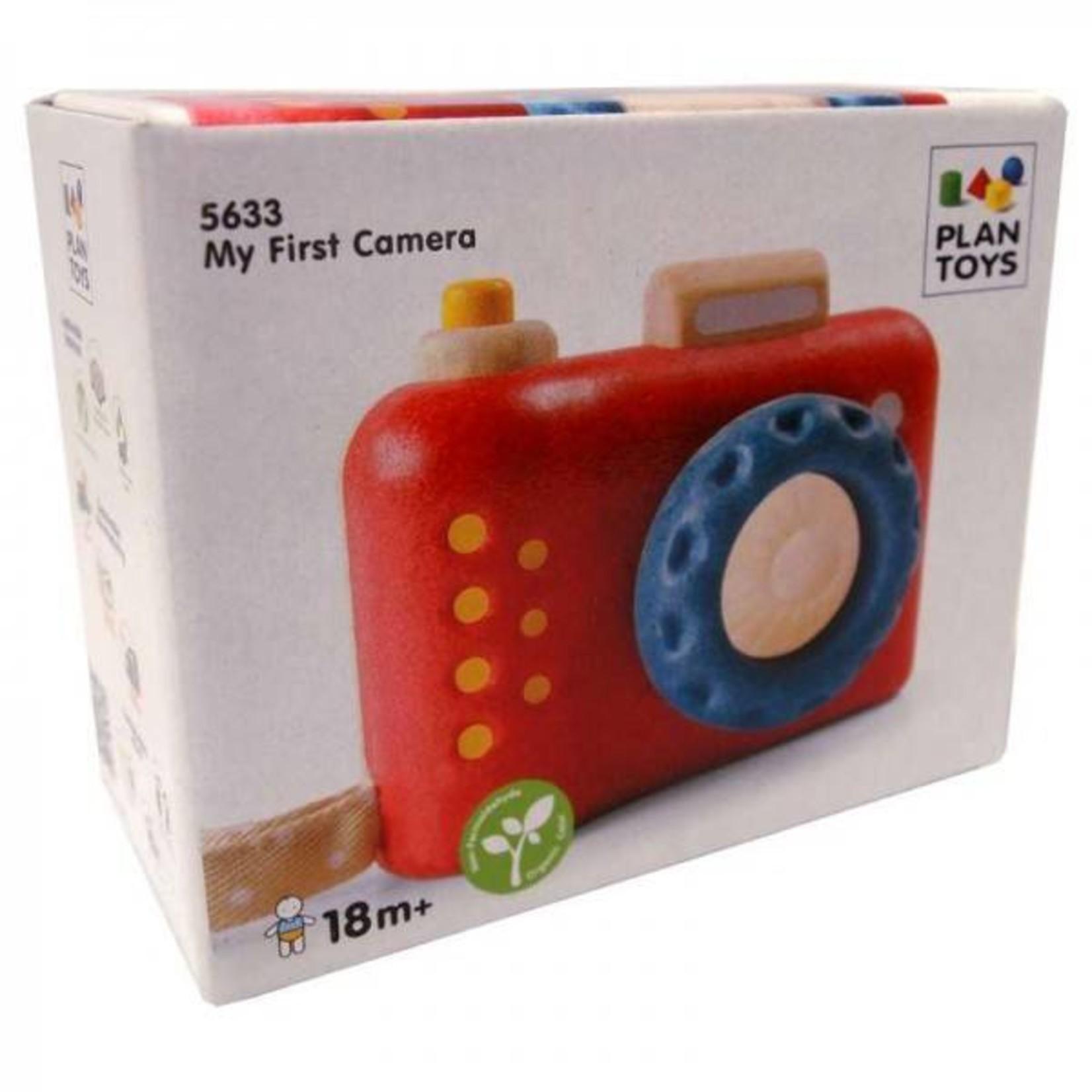 Plan Toys My First Camera