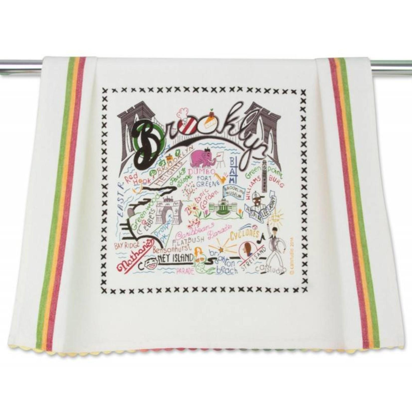 Catstudio Brooklyn Tea Towel