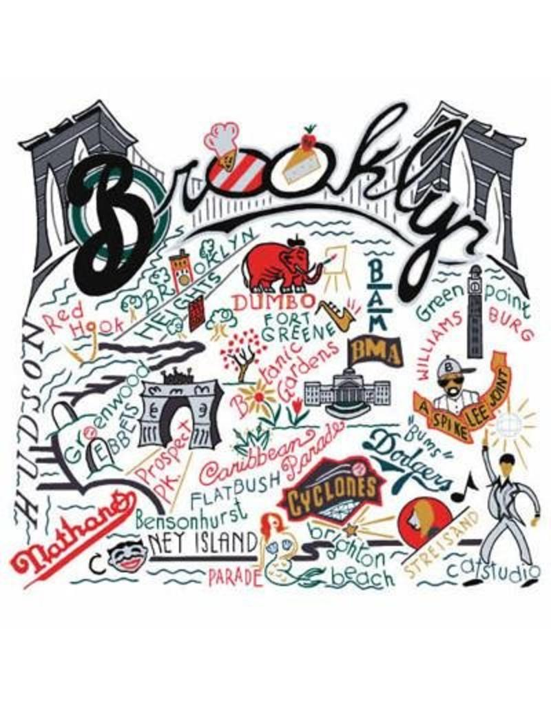 Catstudio Brooklyn Dish Towel
