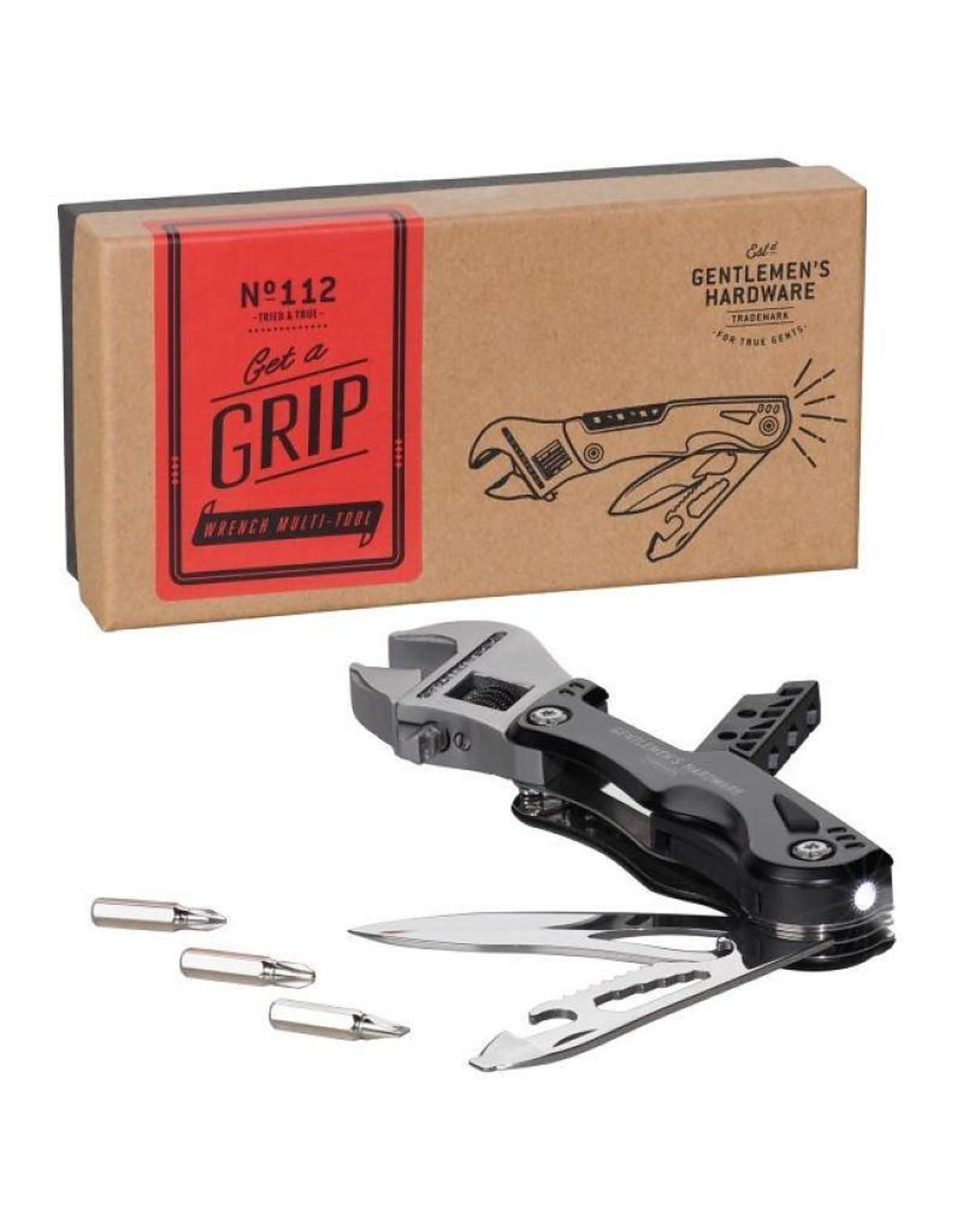 Gentleman's Hardware Wrench Multi Tool
