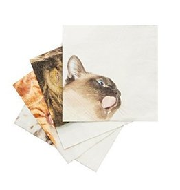 Suck UK Cat Napkins