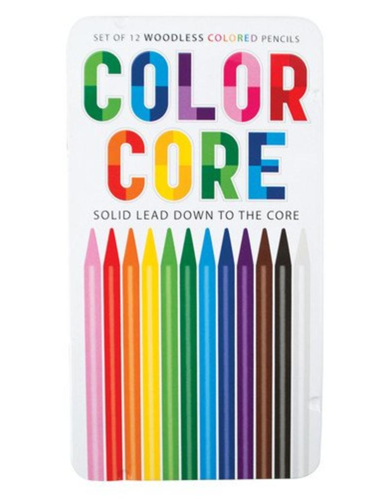 OOLY Color Core Colored Pencils