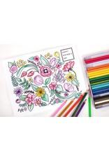 OOLY Color Splash Watercolor Pencils