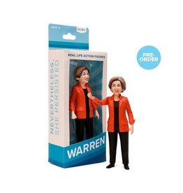 FCTRY Elizabeth Warren Action Figure