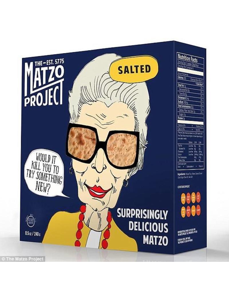 Matzo Matzo Crackers  Everything