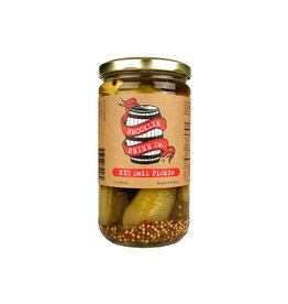 Brooklyn Brine Co. NYC Deli Pickles
