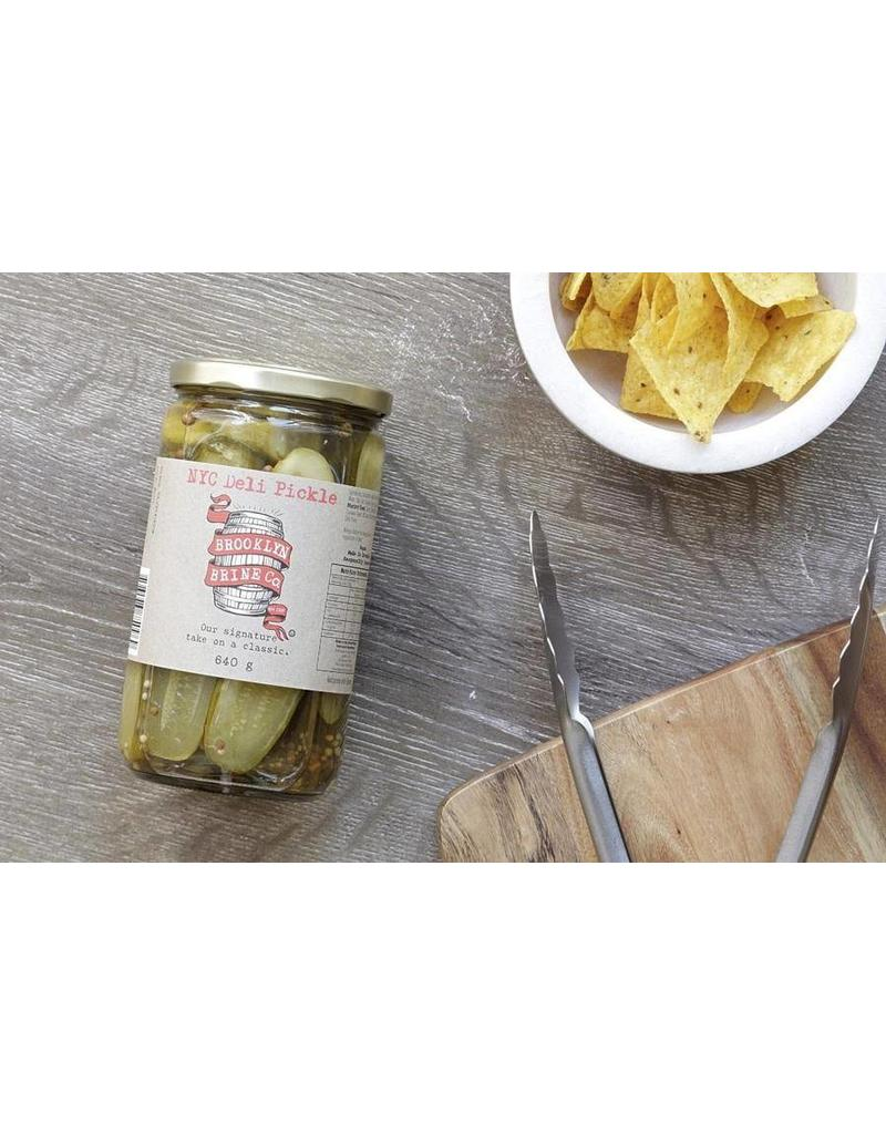 NYC Deli Pickles