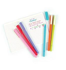 OOLY Fine Line Gel Pens