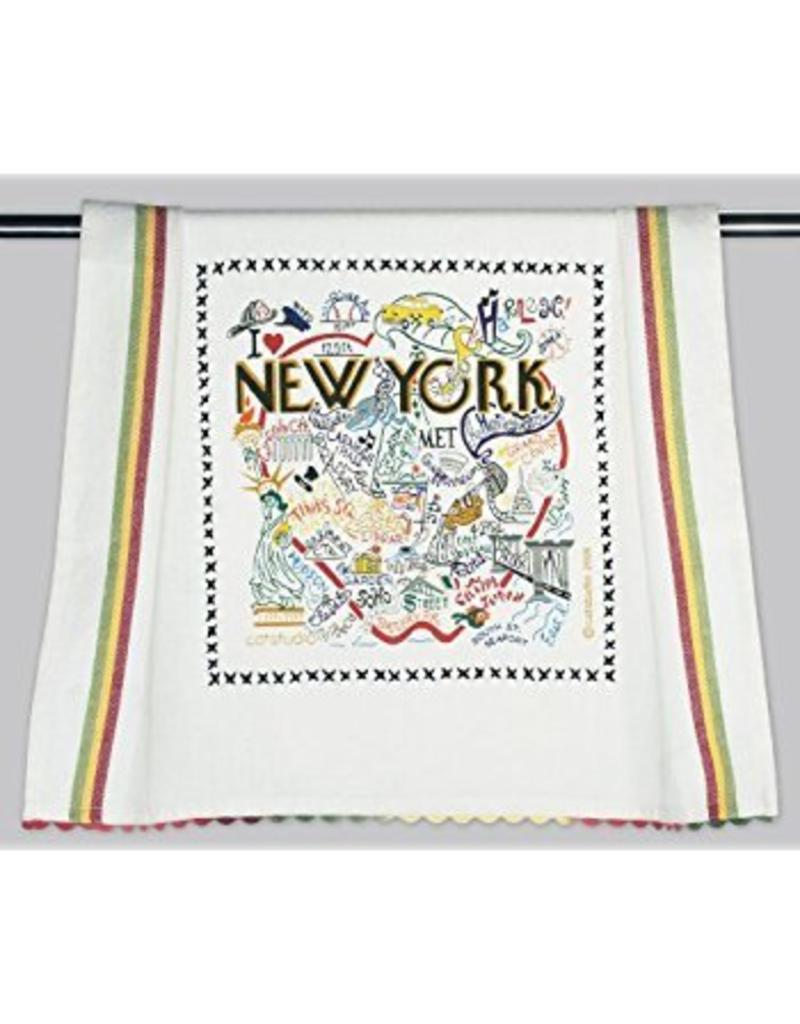 New York Dish Towel