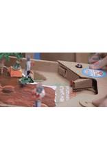 Cardboard Teck Instantute PinBox 3000 Pinball Game