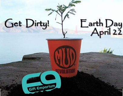 Earth Day with Exit9 and Mudd Coffee