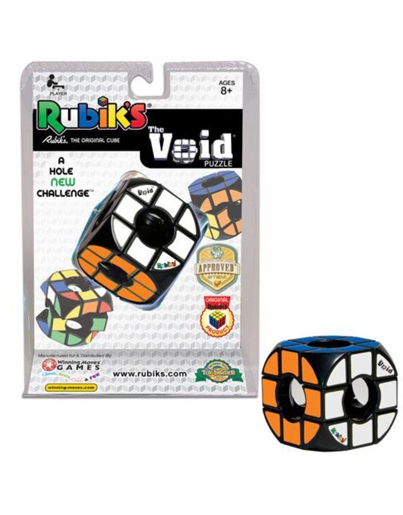 Winning Moves Rubik's Cube Void