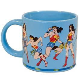 Unemployed Philosophers Guild Wonder Woman Mug