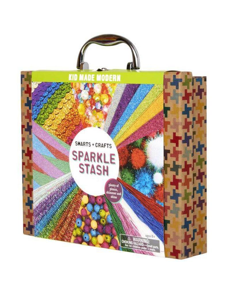 Kid Made Modern Smarts and Crafts - Sparkle Stash