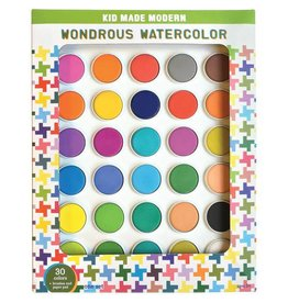 Kid Made Modern Wonderous Watercolor Set