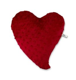Heart Warmer Pillow Red Large