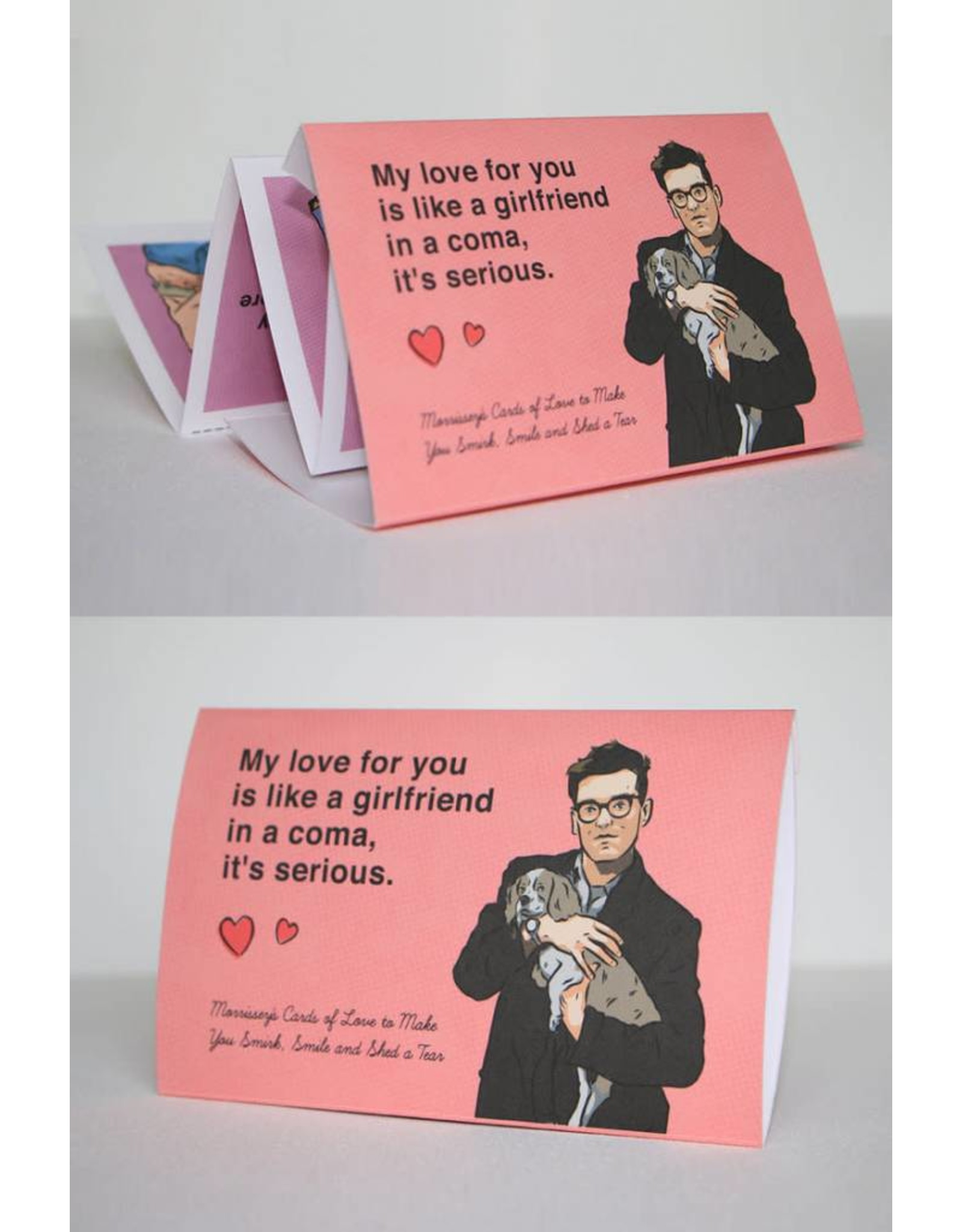 Morrissey's Cards of Love