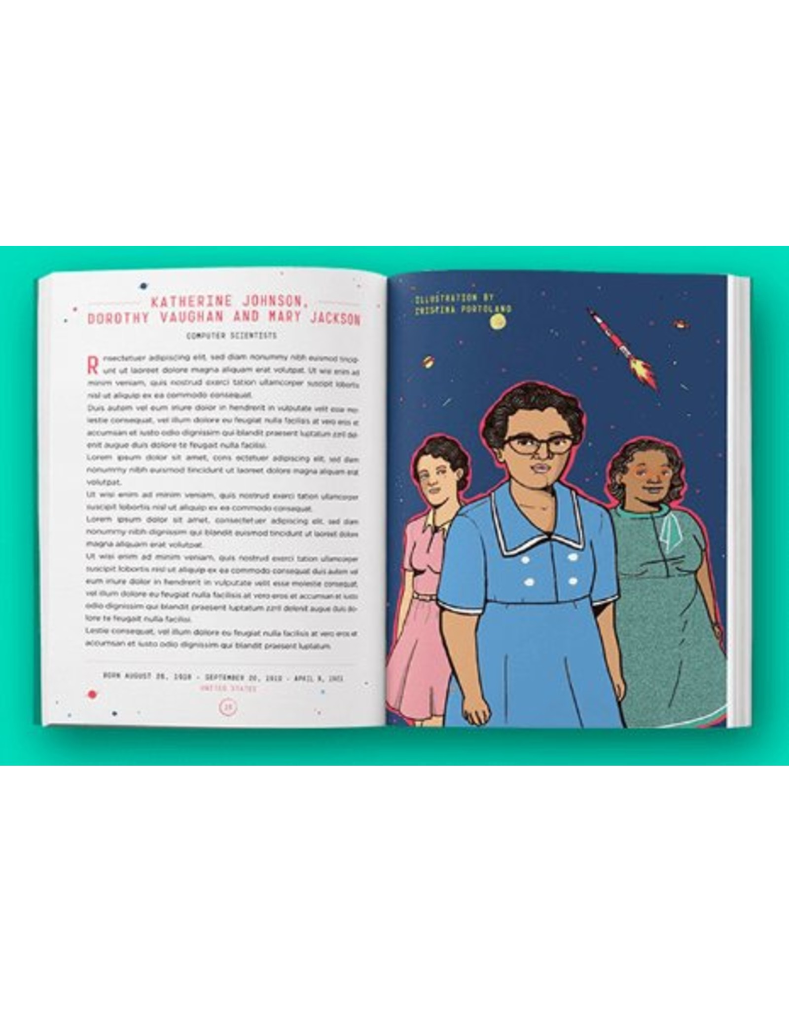 Timbuktu Labs Good Night Stories For Rebel Girls Volume 2