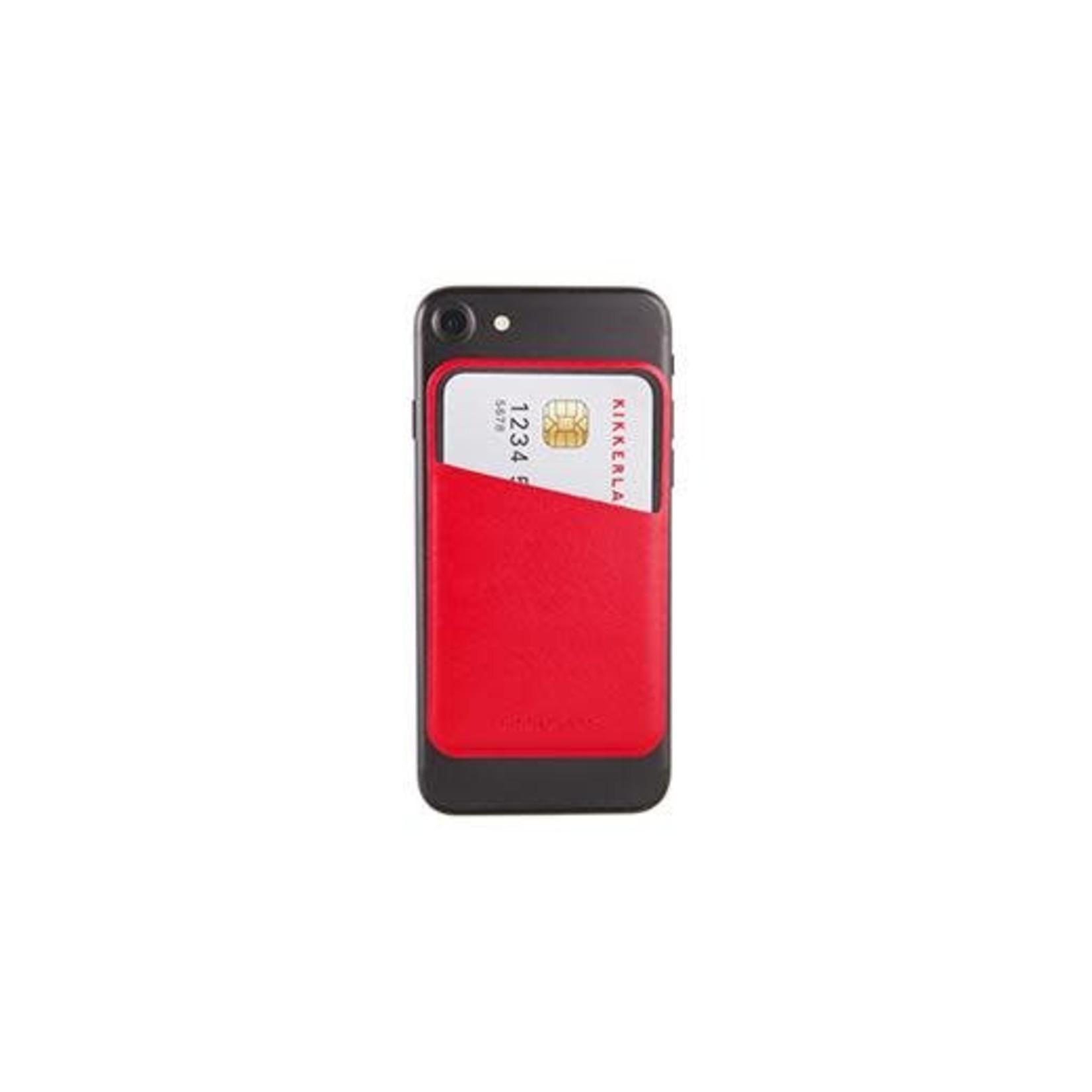 Kikkerland Safe Slot Card Holder