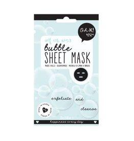 NPW Oh K! Bubble Sheet Mask