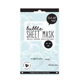 Oh! K Oh K! Bubble Sheet Mask