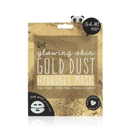 Oh! K Oh K! Gold Dust Hydrogel Mask