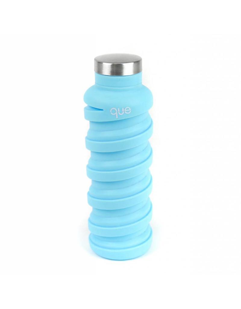 Que Bottle Ice Blue