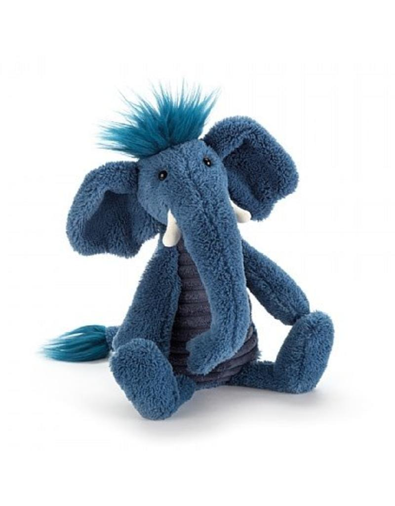 Jellycat Snaggle Baggle Alfred Elephant
