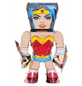 Metal Earth Metal  Wonder Woman Figurine