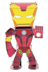 Metal Iron Man Figurine