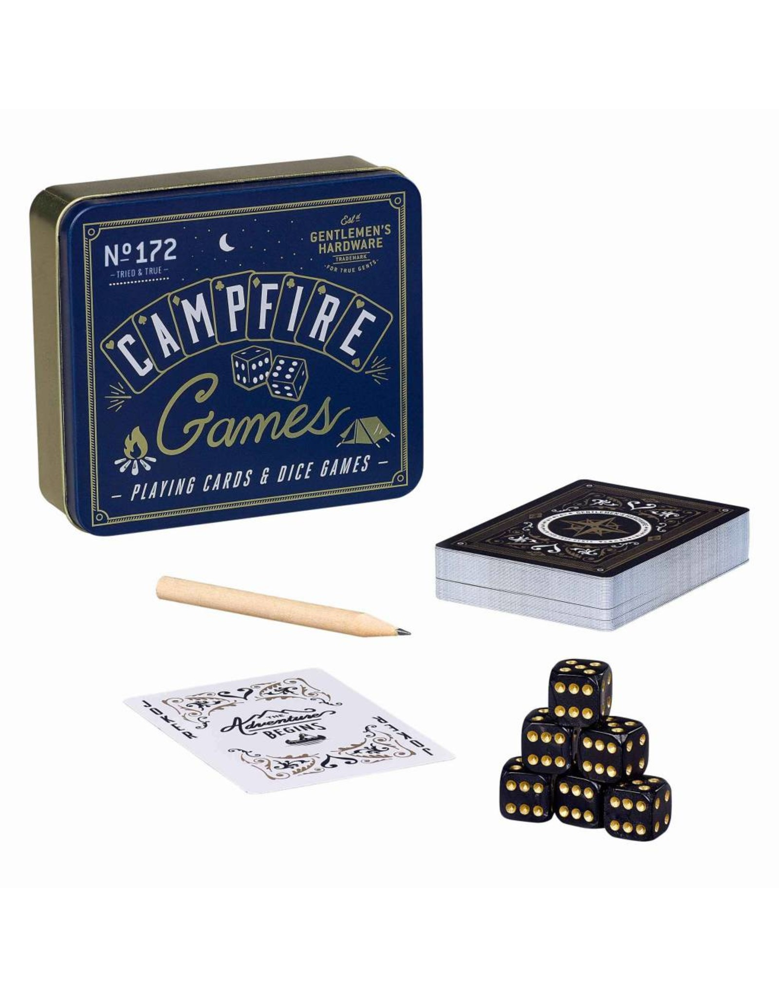 Gentleman's Hardware Campfire Games
