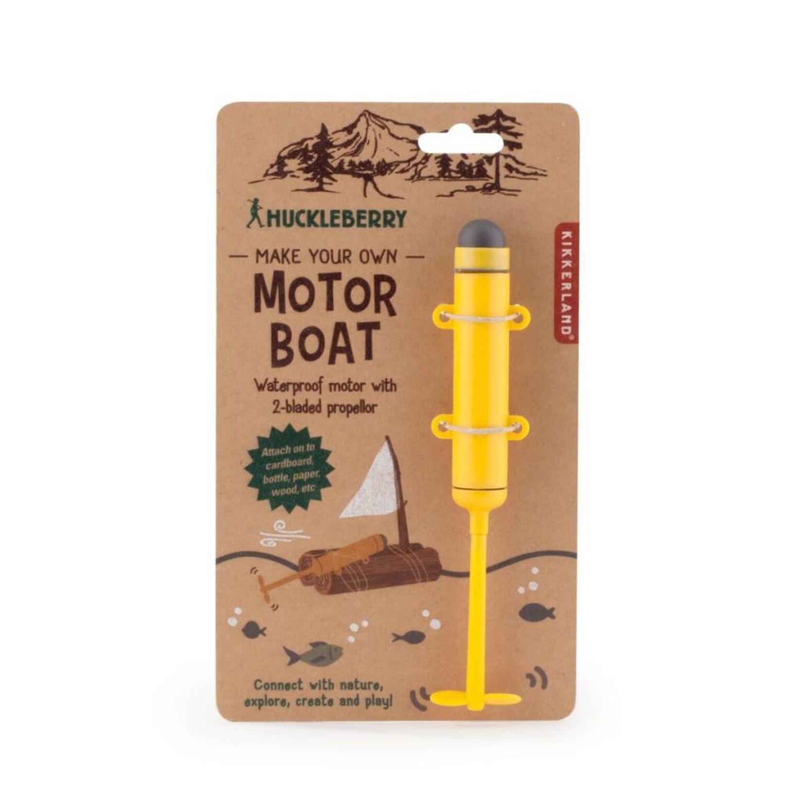 Kikkerland Mini Boat Motor