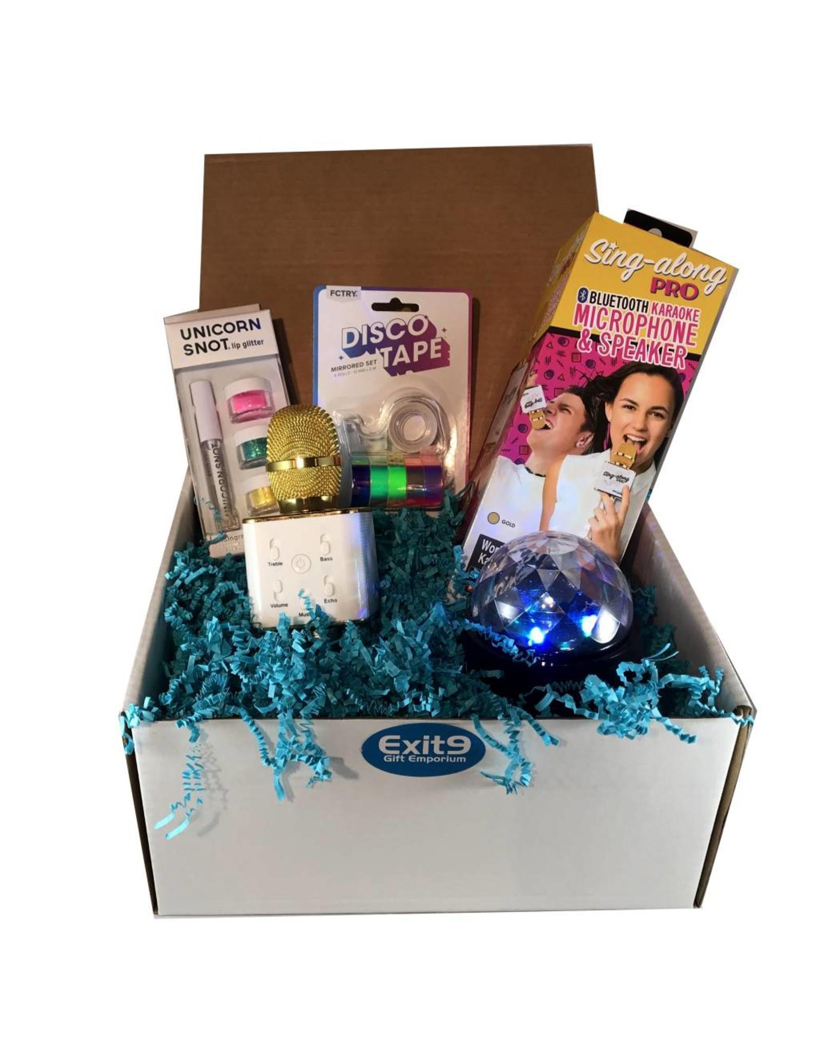 Exit9 Gift Emporium Camp Care Package - Disco