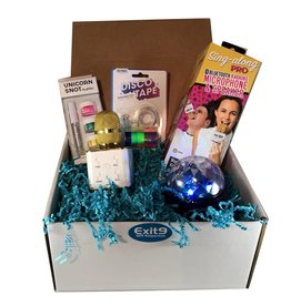 Exit9 Gift Emporium Camp Care Package - Disco