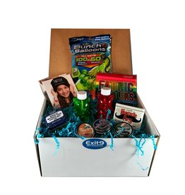 Exit9 Gift Emporium Camp Care Package - Shareables