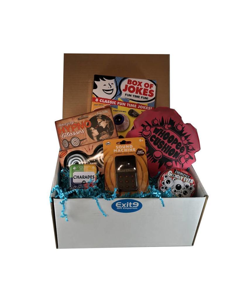Exit9 Gift Emporium Camp Care Package - Joke